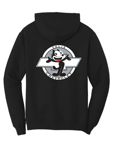 Felix  Chevrolet The Happy Cat Hoodie