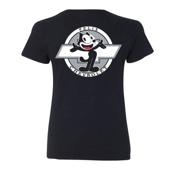 Felix Chevrolet Happy Cat Women Shirt