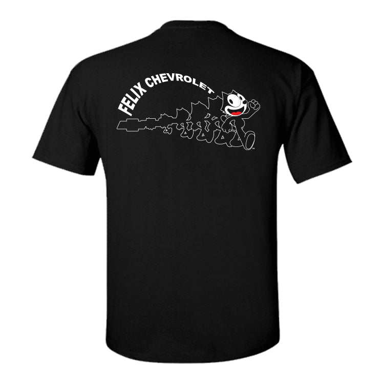 Felix The Cat Chevrolet Metamorphosis Men T-Shirt