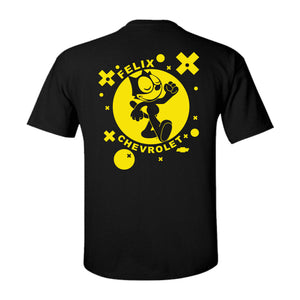 Felix The Cat Chevrolet Retro 1940's Youth T-Shirt