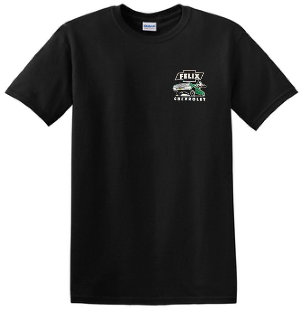 Felix Chevrolet IMPALA Shirt Green Metal Flake