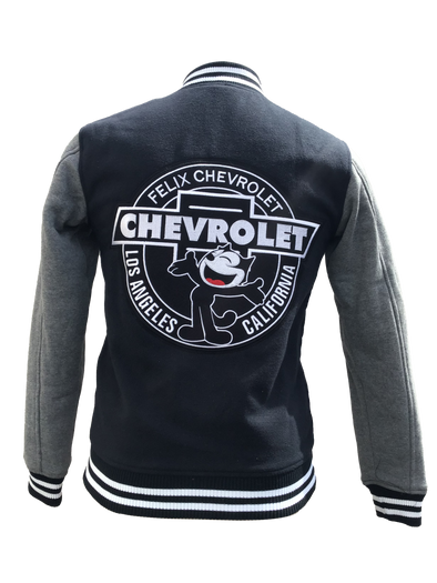 Felix Chevrolet Letterman Jacket