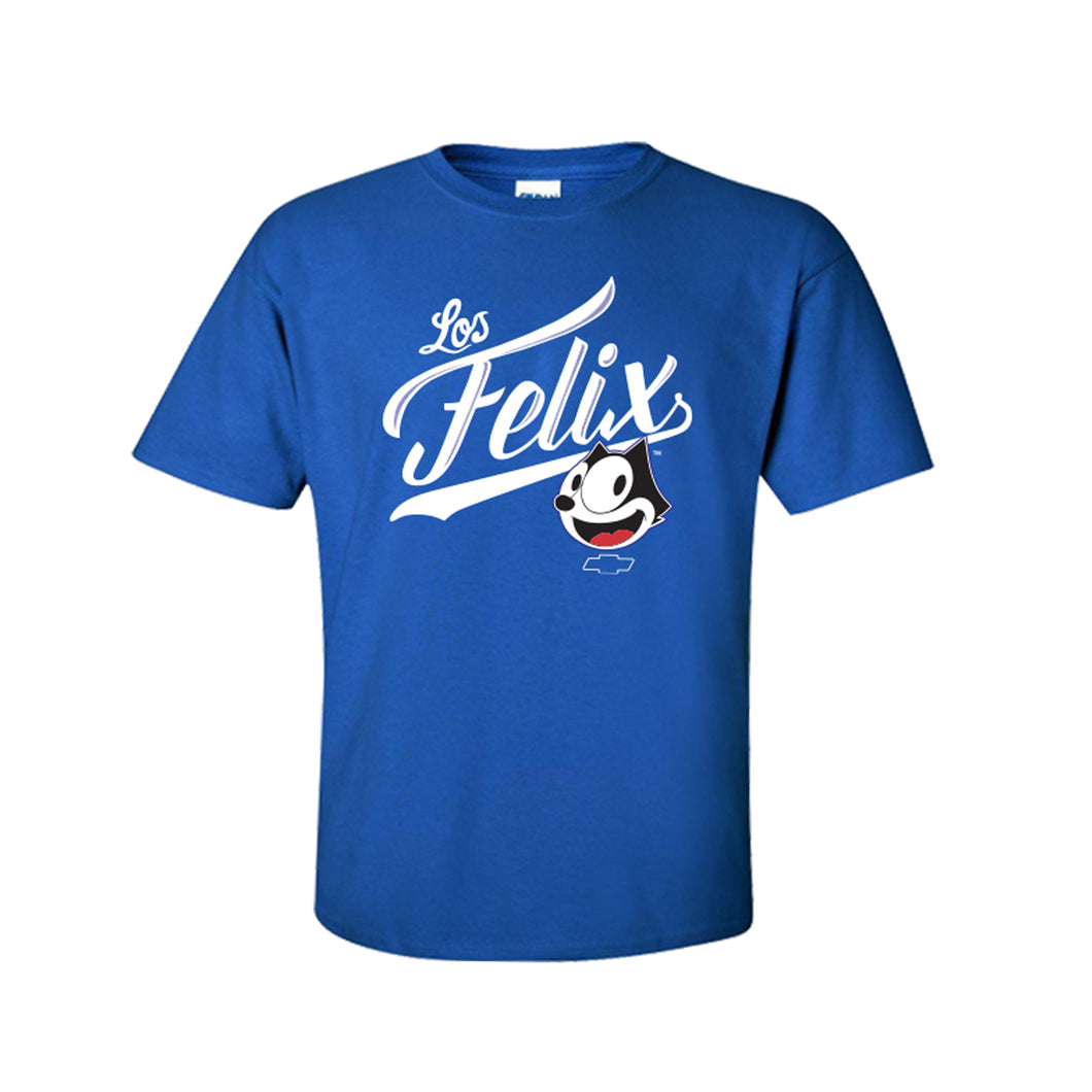 Los Felix the Cat Chevrolet T-Shirt