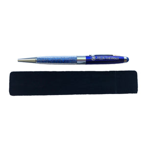 Felix Chevrolet Pen with Crystals - 3 Colors