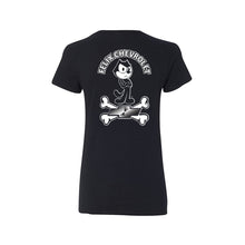 Load image into Gallery viewer, Felix Chevrolet Fuming Felix the Cat Women T-Shirt