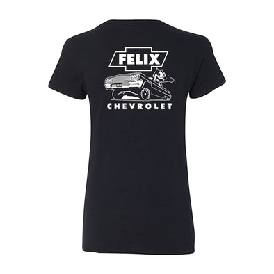 Felix Chevrolet 64 Impala Women Shirt