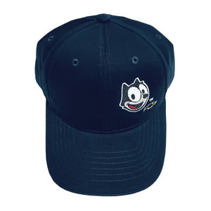 FREE GIFT - Navy Blue Felix Chevrolet Baseball Cap Strap Closure
