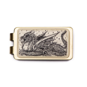 """Prey-Lude"" Money Clip"