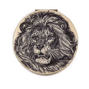 """Aslan Roars"" Money Clip"