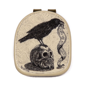 """Death Has no Hold on Me"" Money Clip"