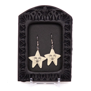 """Happy Stars"" Earrings"