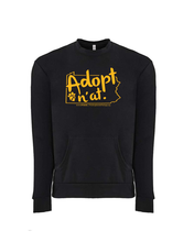 Load image into Gallery viewer, Adopt N'at Pocket Sweatshirt