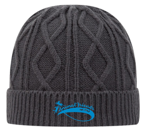 Unisex Cable Knit Beanie