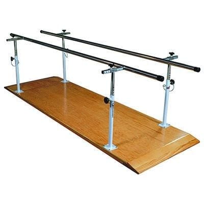 Dynatronics 10' Platform Mounted Parallel Bars