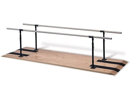 Hausmann #1300 Height Adjustable Parallel Bars