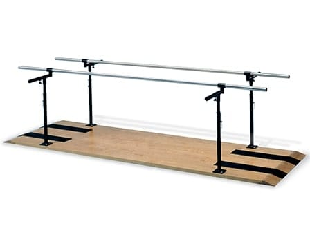 Hausmann 1390 Height & Width Adjustable Parallel Bars