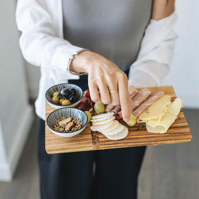 Charcuterie Board for Serving