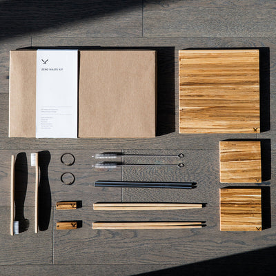 Eco-Friendly Zero Waste Kit