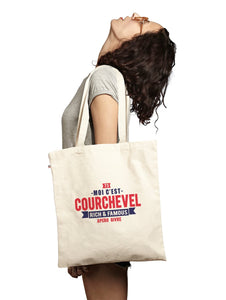 Tote bag COURCHEVEL