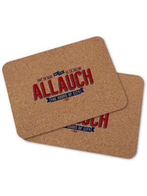 2 sets de table ALLAUCH