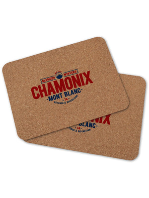 2 sets de table CHAMONIX