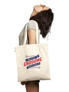 Tote bag ENDOUME