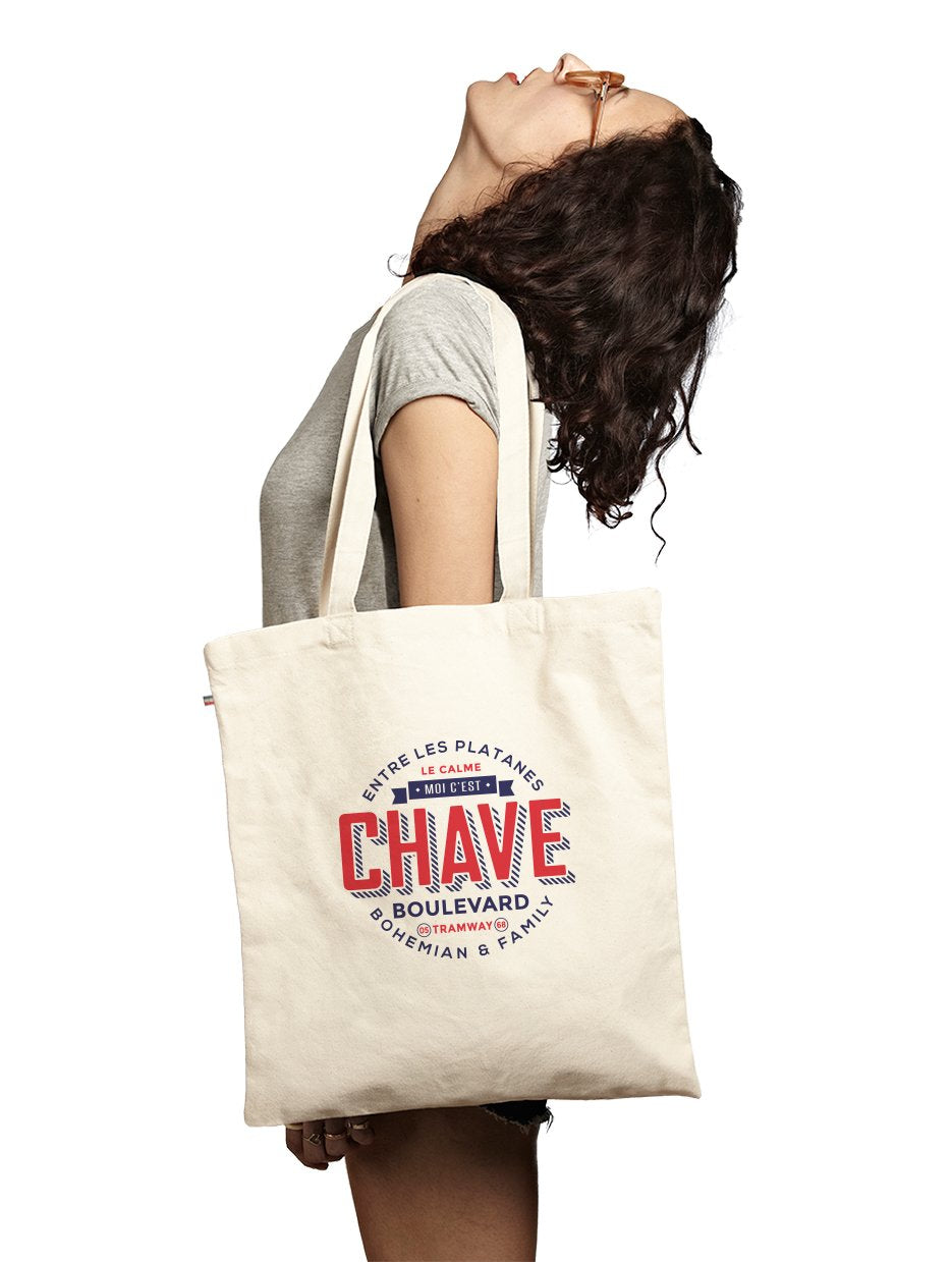 Tote bag CHAVE