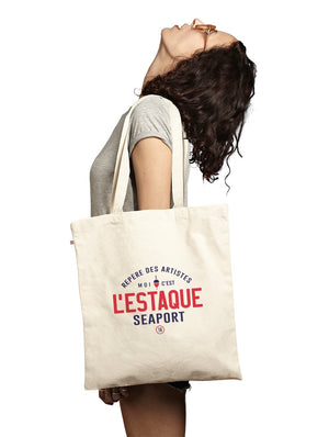 Tote bag L'ESTAQUE