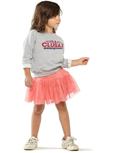 Sweat enfant unisexe LA CLUSAZ