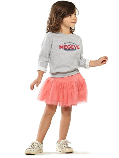 Sweat enfant unisexe MEGEVE