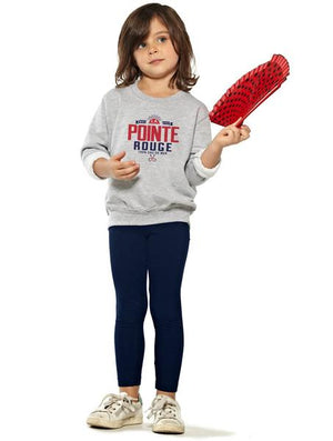 Sweat enfant unisexe POINTE ROUGE