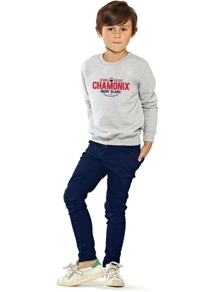 Sweat enfant unisexe CHAMONIX