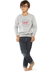 Sweat enfant unisexe SAINT-VICTOR