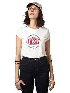 T-shirt Miss Web CASSIS