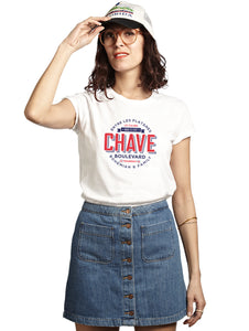 T-shirt Miss Web CHAVE