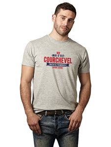 T-shirt exclu web COURCHEVEL