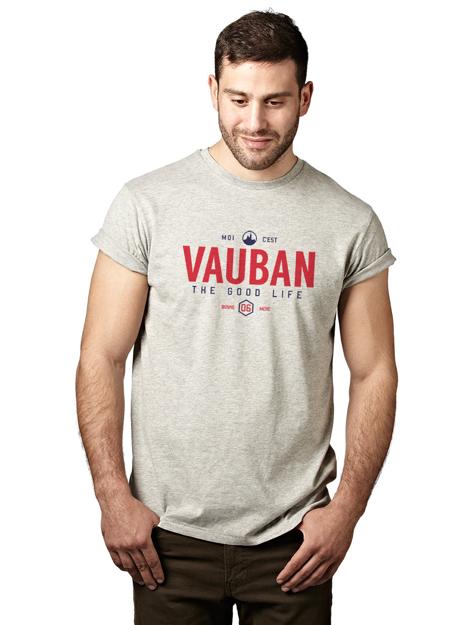 T-shirt exclu web VAUBAN