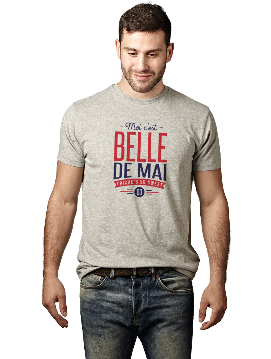 T-shirt exclu web BELLE DE MAI
