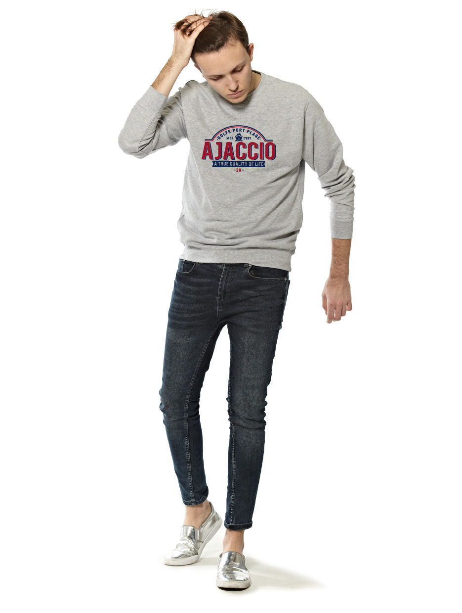 Sweat Homme AJACCIO