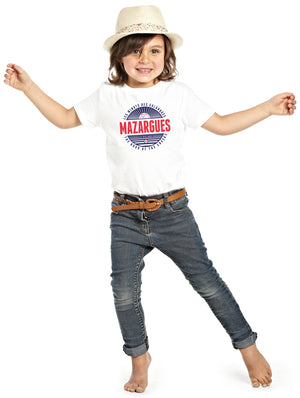 T-shirt enfant unisexe MAZARGUES
