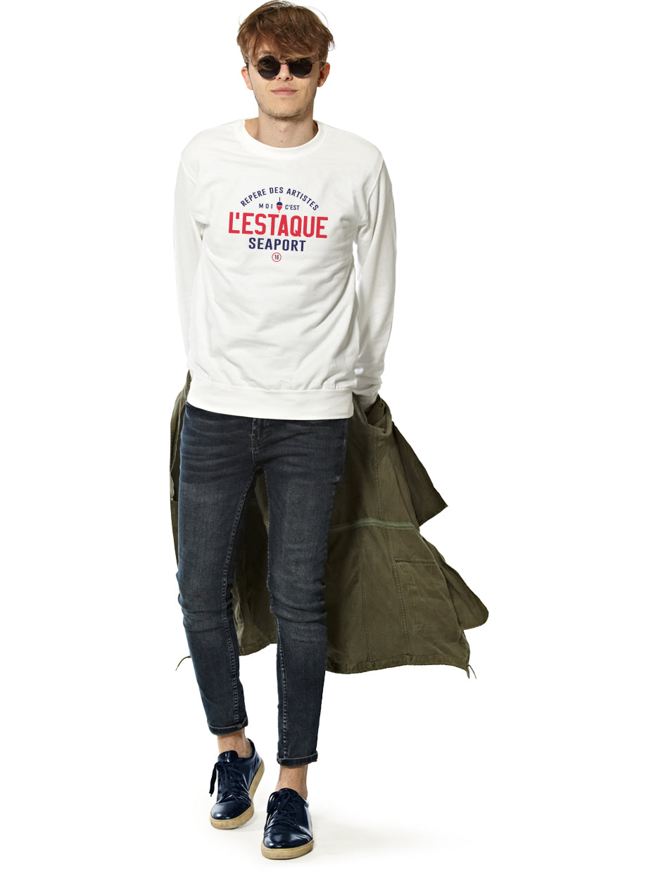 Sweat Homme L'ESTAQUE