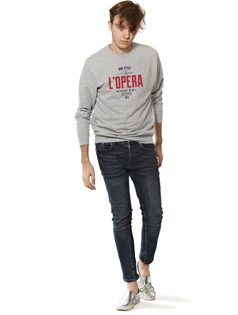 Sweat Homme L'OPERA
