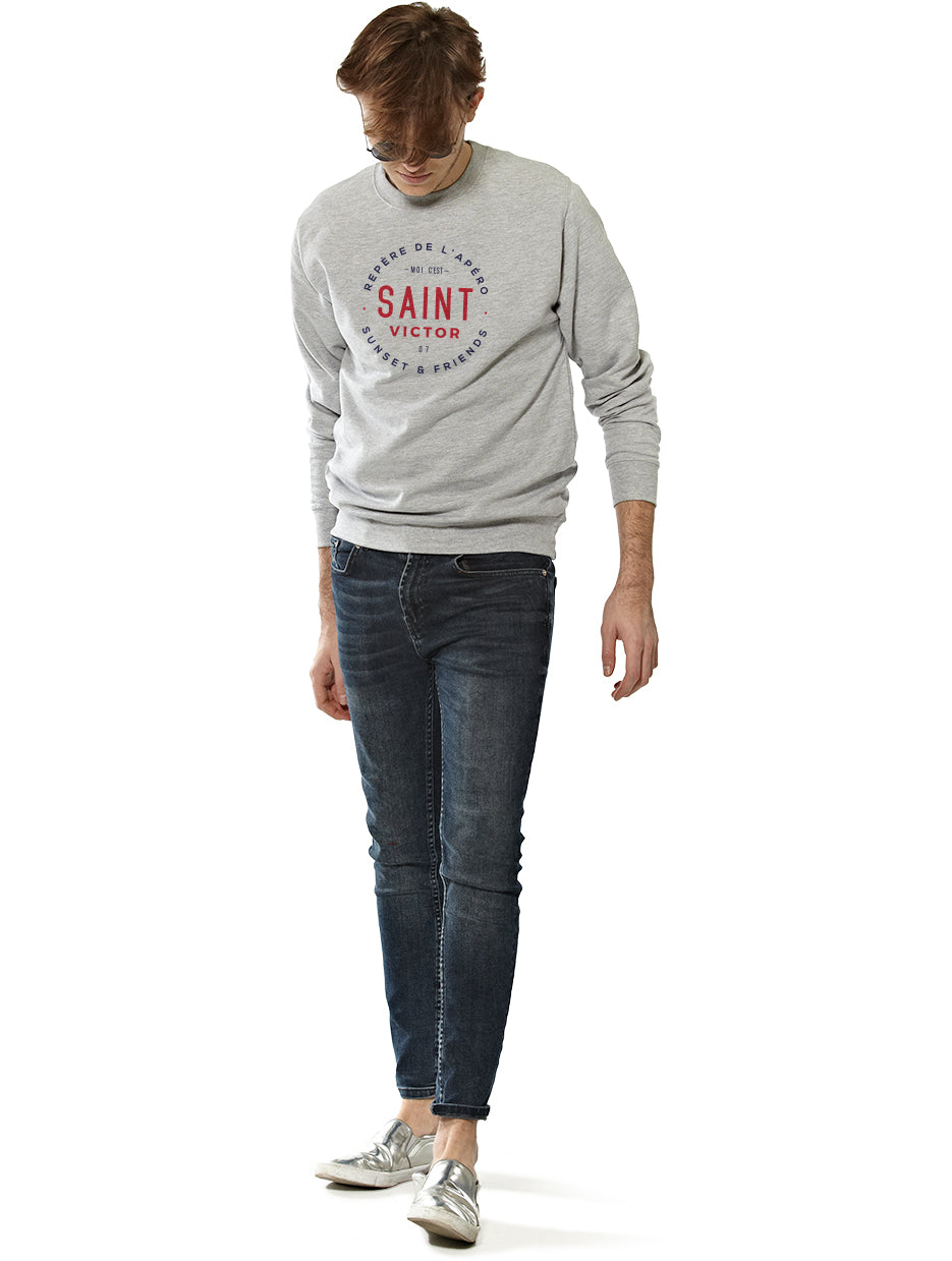 Sweat Homme SAINT-VICTOR