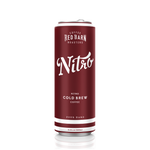 Black Nitro Cold Brew Can