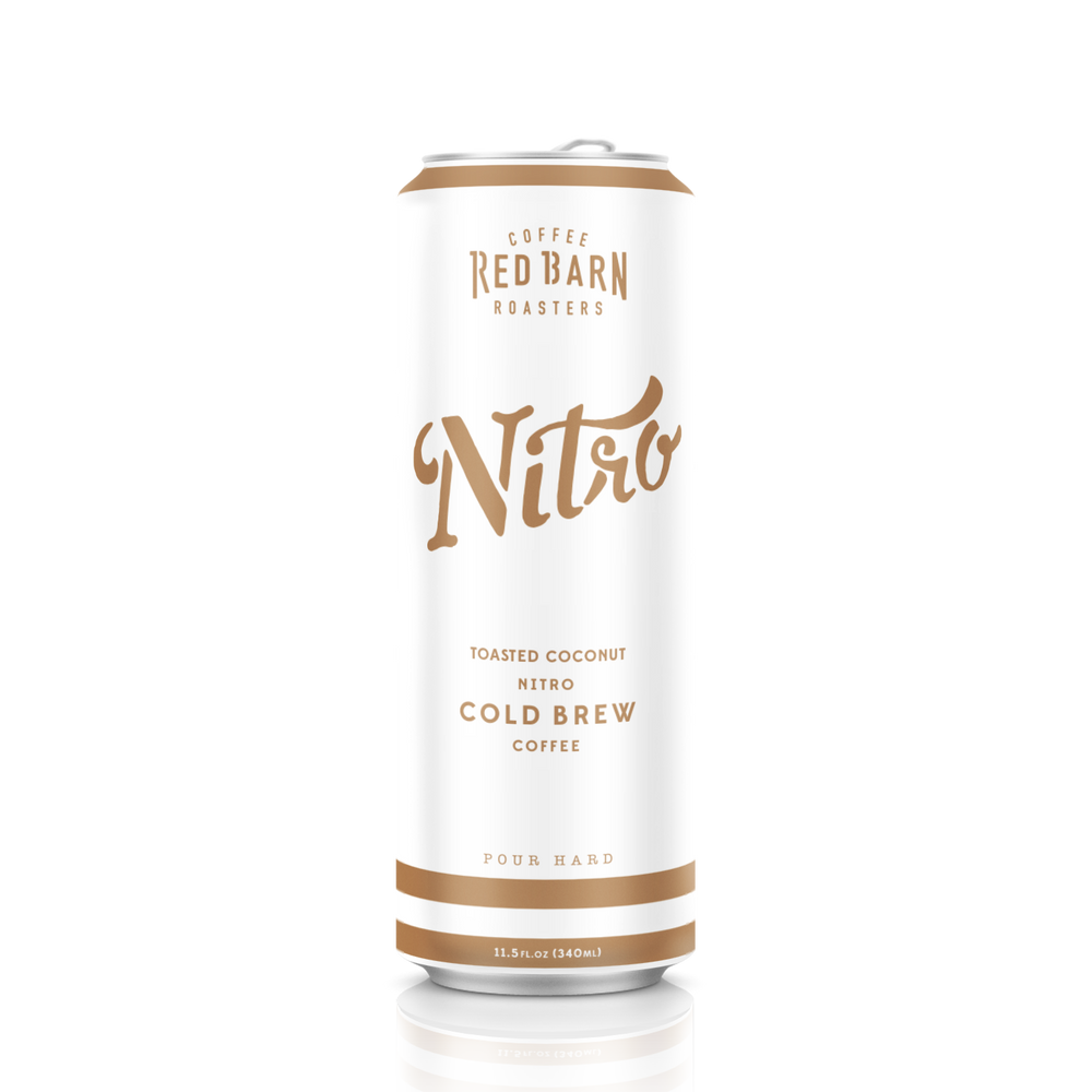 Toasted Coconut Nitro Cold Brew Can