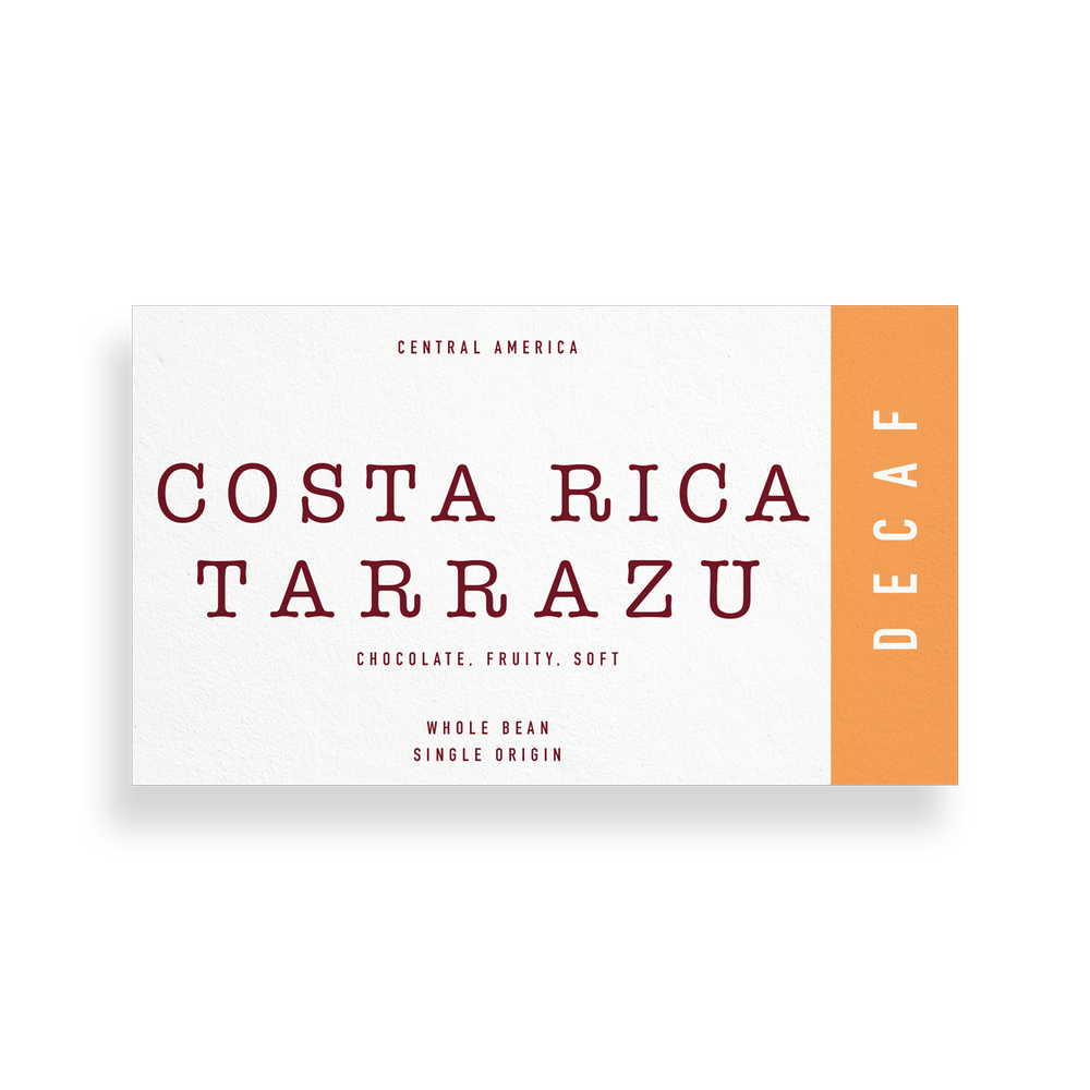 Decaf Costa Rica