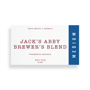 Jack's Abby beer brewer blend