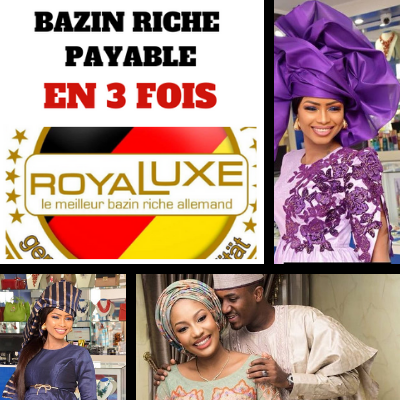 BAZIN RICHE ROYALUXE