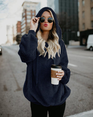 Oversized Hoodies Sweatshirts Women Pullover Hoodie Sweatshirts Plus Size