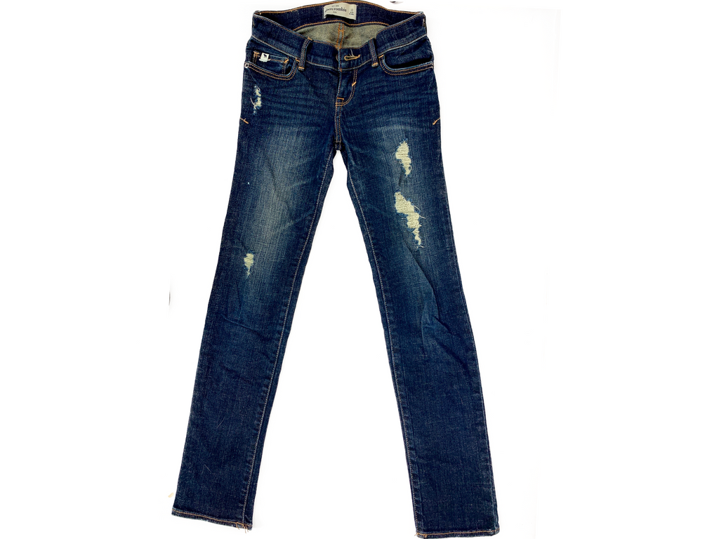 Abercrombie & Fitch Skinny Jeans - 10 yrs